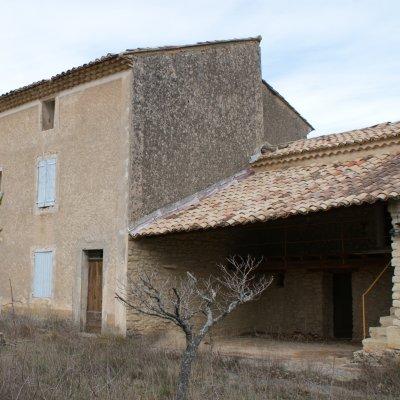 Réaménagement du Mas de l'Arbonne - Crillon-Le-Brave