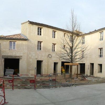 Requalification du centre ancien de Monteux