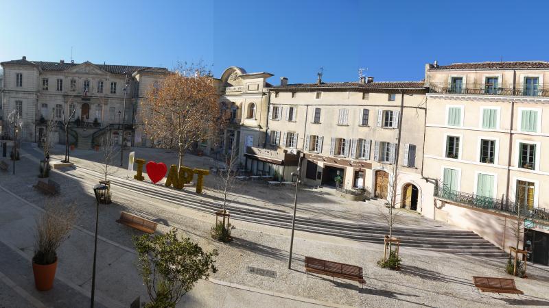 La SPL Territoire Vaucluse, partenaire de la nouvelle dynamique d'Apt