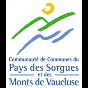 Communauté de communes Pays des sorgues et des Monts du Vaucluse